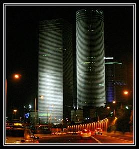 48-этажка в Тель-Авиве