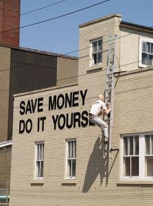 Сохраните деньги, делая бизнес сами