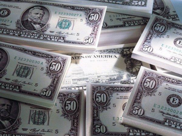 деньги, купюры, доллары
